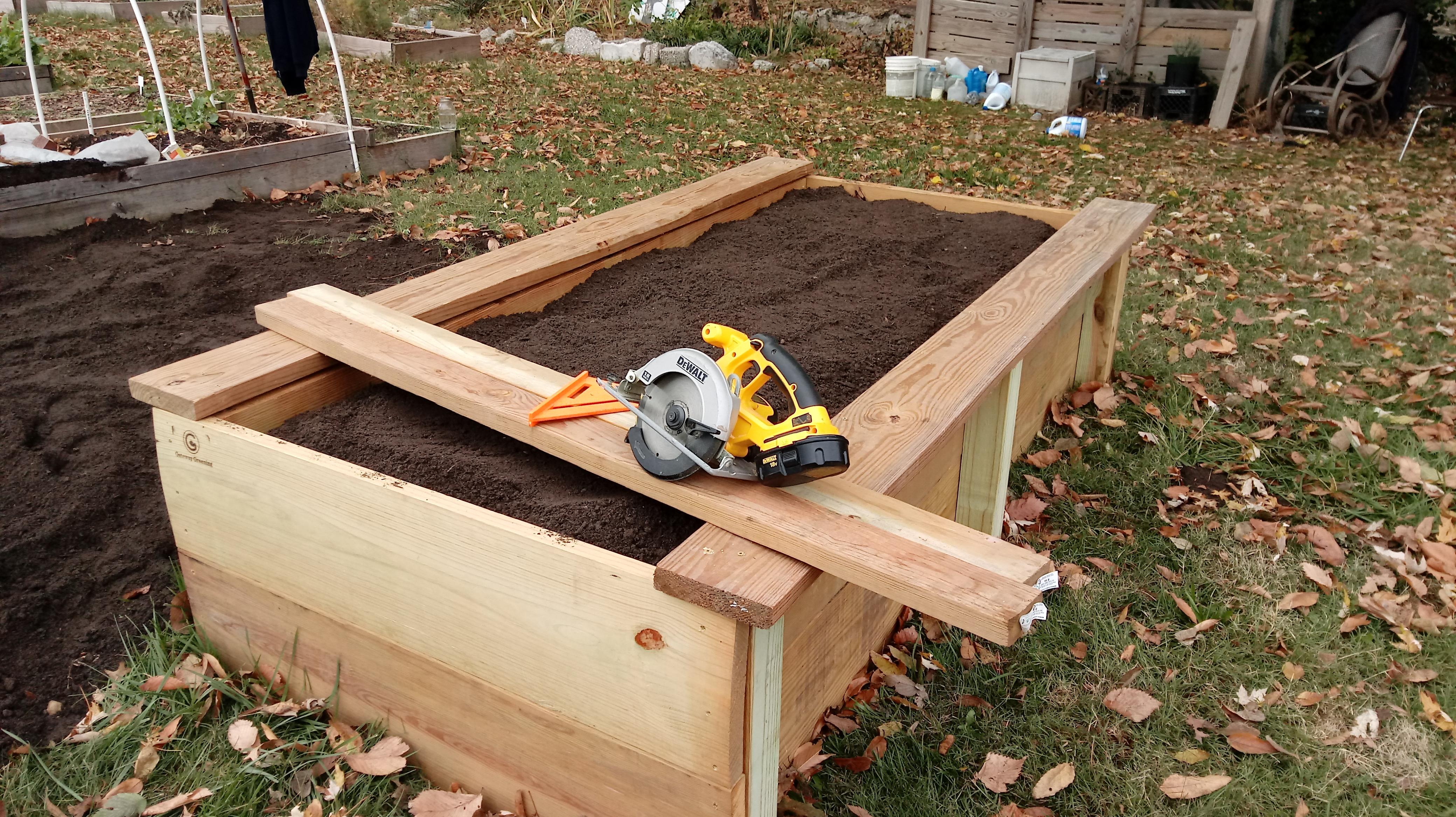 Treated Lumber in the Garden | Gateway Greening