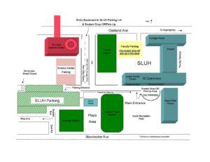 Sluh Calendar.Sluh Parking Map Gateway Greening