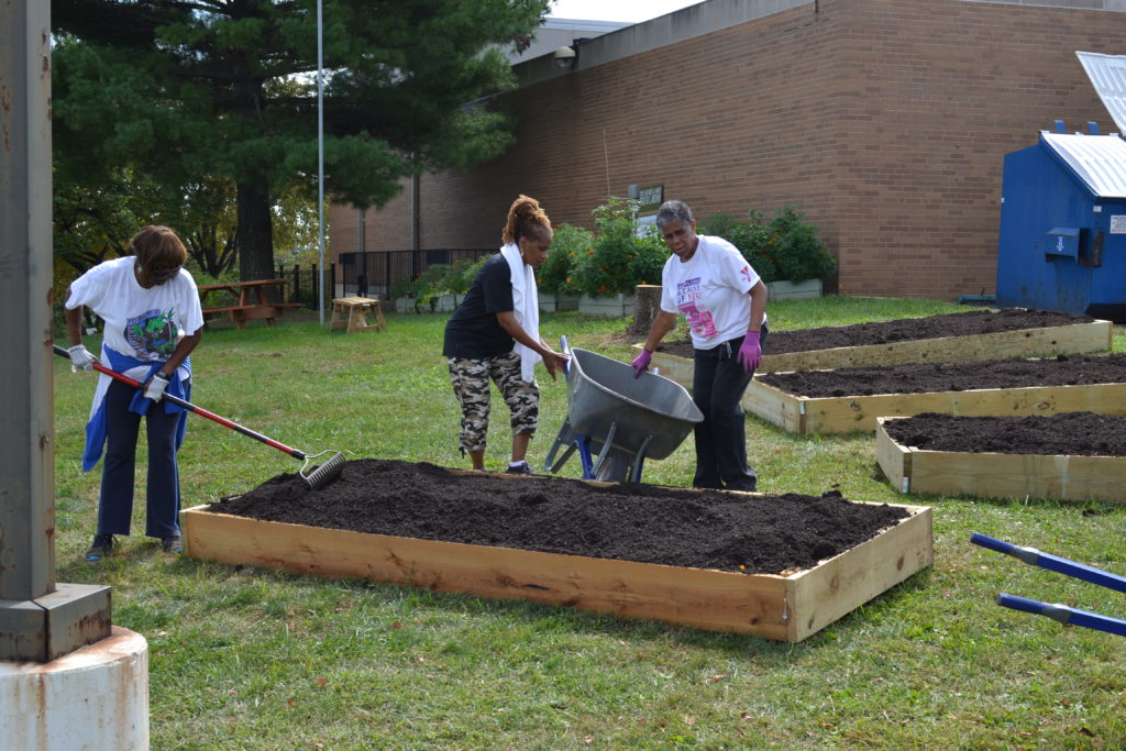 Emerson Friends and Family Youth Garden Expansion 2016 2