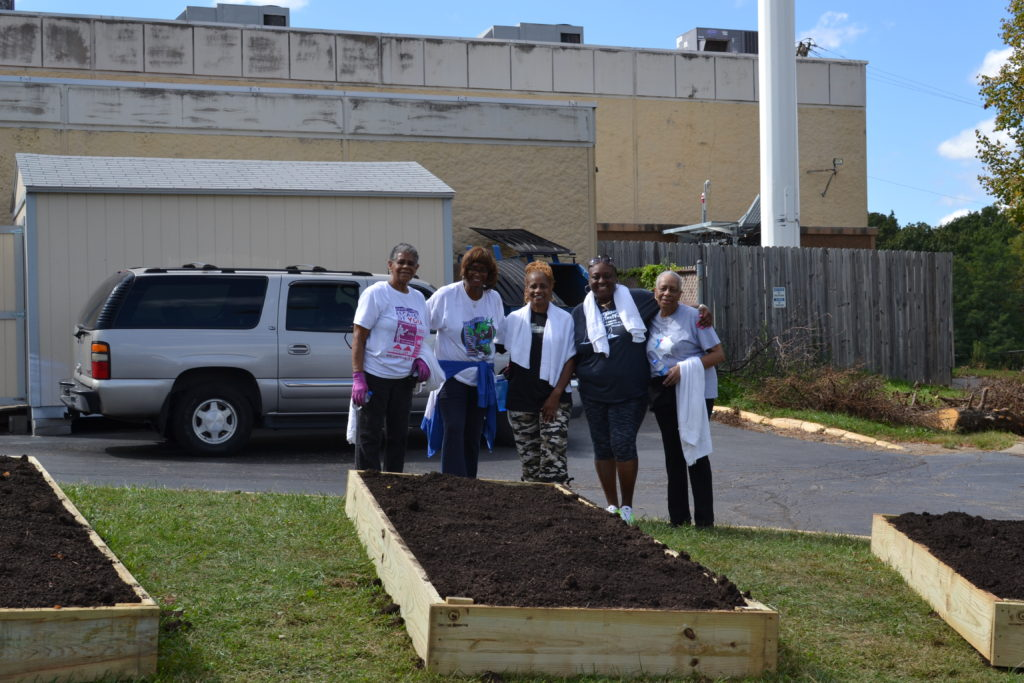 Emerson Friends and Family Youth Garden Expansion 2016
