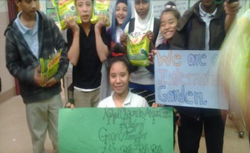 International Garden students 01