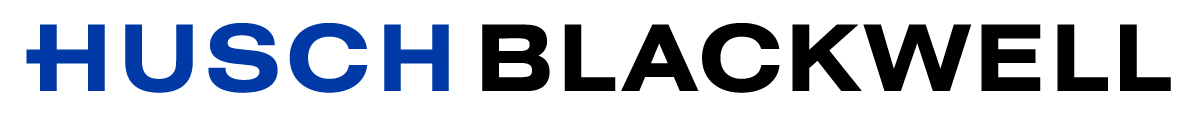 Sponsor - Husch Blackwell logo | Gateway Greening