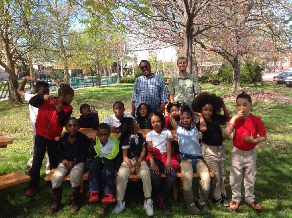 Shaw VPA Elementary School Garden Expansion 2016 1